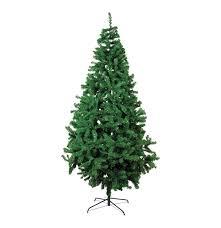 ST NICHOLAS 180cm Rocky Pine Christmas Tree Green