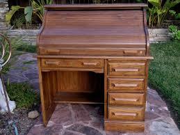 um size of home desk value of antique oak roll top desk1980 crest desk valueoak