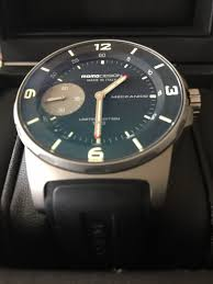 Momo Design Titanium Watch Momo Design Meccanico Limited Edition Titanium Mens Watch Md275 Rb 01bktt