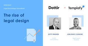 Webinar Design Webinar The Rise Of Legal Design