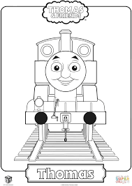 Small Picture Thomas the Train coloring page Free Printable Coloring Pages
