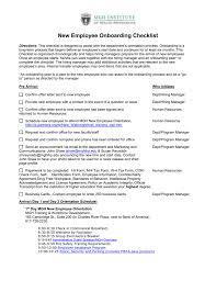 new employee orientation schedule new employee onboarding checklist