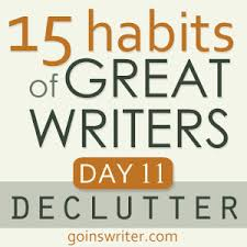 de clutter its time to declutter your writing