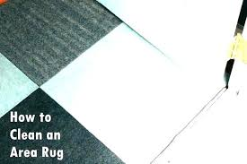 how to clean a large area rug by hand lovely best