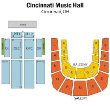 Cincinnati Music Hall Cincinnati Tickets Schedule