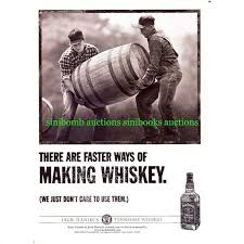 jack daniel s faster ways of making whiskey vintage magazine ad jack daniel s faster ways of making whiskey vintage magazine ad advert 4190
