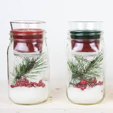Mason Jar Decorations For Christmas Mason Jar Decorating Ideas for Christmas Inhabit Blog 67
