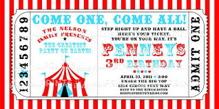 Printable Carnival Tickets Carnival Invitation Template Free Download Carnival Ticket
