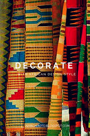contemporary african theme interior decor design