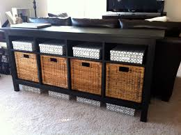 Decorative Sofa Tables With Storage 28 Rustic Console Table Diy