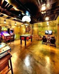 basement game room ideas. Delighful Ideas Basement Game Room Ideas Have The Coolest On Block Decorating  Decorating For L