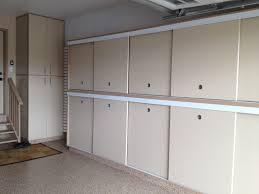 Kitchen Cabinet Doors Calgary Gerry Garage Slotwall Epoxy Floor Custom Cabinets Sliding