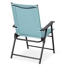 Folding patio chairs Garden Target Sling Folding Patio Chair Threshold Target