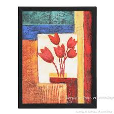 Texture Paint In Living Room Popular Textured Flower Painting Buy Cheap Textured Flower