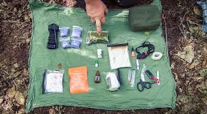 explanation of changes to paul kirtley s personal first aid kit