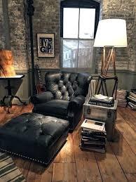 masculine furniture. Bachelor Pad Furniture Regarding 60 Design Ideas For Men \u2013 Masculine Interiors L