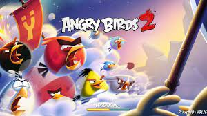 Angry Birds 2 | Level 1 to 3 | Unlock black bomb Angry Birds | GAMEPLAY  WALKTHROUGH - YouTube