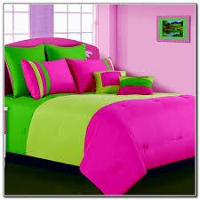 Pink And Lime Green Bedding Sets - Beds : Home Furniture Design#