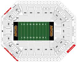 Gila River Stadium Seating Chart Seating Chart Arizona Rattlers