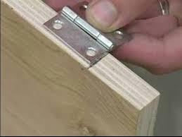 cabinet door hinges installation. how to build a wooden bookshelf : install door hinges on - youtube cabinet installation