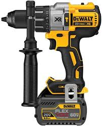 dewalt hole hawg. dewalt 20v max brushless hammer drill with flexvolt battery hole hawg