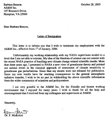 Sample Of Resignation Letter From Jobs Christyvavy