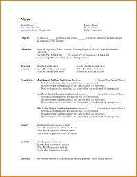 ... 11 Simple Resume Templates Word Skills Based Resume Resume Templates ...