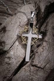 iron wall cross love: no greater love cross pendant celebrate faith