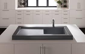 Blanco Cinder Silgranit II Sinks Kitchen Blanco Cinder Sink S64