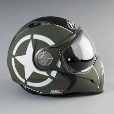 love this miltary liveried helmet airoh j 106 p j shot green