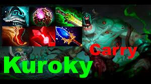 kuroky undying pro carry best item build pro gameplay