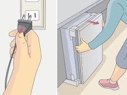 Bosch Dishwasher Salt Light Easy Ways To Reset A Bosch Dishwasher 9 Steps With Pictures