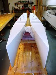 diy plywood trimarans