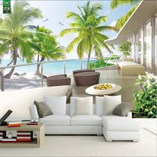 Tree Design Wallpaper Living Room Online Get Cheap Villa Wallpaper Aliexpresscom Alibaba Group