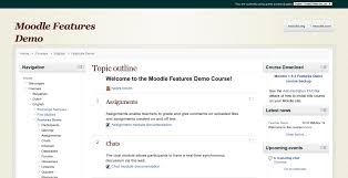 moodle templates getting started course templates moodle news