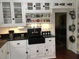 Amish Kitchen Furniture Vintage White Kitchen Branch Hill Joinery