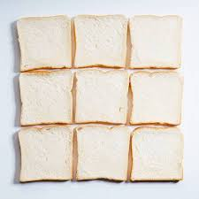 square table top view. Sliced White Bread Arrange As Square Table, Top View Stock Photo - 81708724 Table P