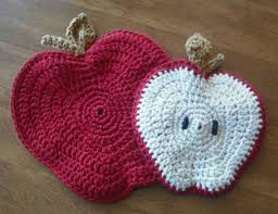 Free Crochet Potholder Patterns Magnificent 48 Free Crochet Potholder Patterns