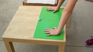 how to build a lego table life as mom