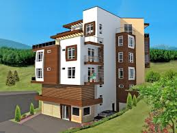 Small Picture Residential Building Designs Modern House