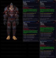 shaman restoration elemental enhancement