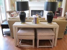 sofa console table. Sofa Console Table L