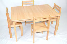 school chairs and tables. Delighful Tables Image Is Loading KidsWoodenTableandChairsclassroomchairsclassroom In School Chairs And Tables E