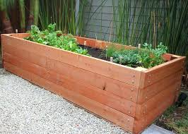 outdoor planter boxes. Vegetable Garden Planter Box Container Gardening Planting Boxes For Outdoor