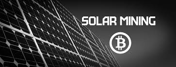 Jp buntinx march 11, 2017. Is There A Future In Solar Bitcoin Mining Bitcoin Crypto Trading Blog Cex Io