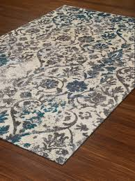 sy dalyn rugs modern greys mg22 teal area rug