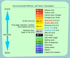 Water Purity Chart Water Quality Testing Instruments Selection Guide