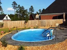 small inground fiberglass pool kits house outdoor pool pertaining to small fiberglass pools