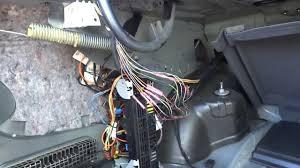 mercedes benz w211 e class e320 e350 e55 amg trunk lid electrical problems you