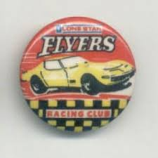 lone star flyers lone star flyers racing club from the badge collectors circle archive